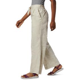 Columbia Summer Chill Pantalons Femme, stone wispy bamboos